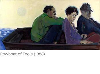 1990s Art Featured Artist Renee Radell