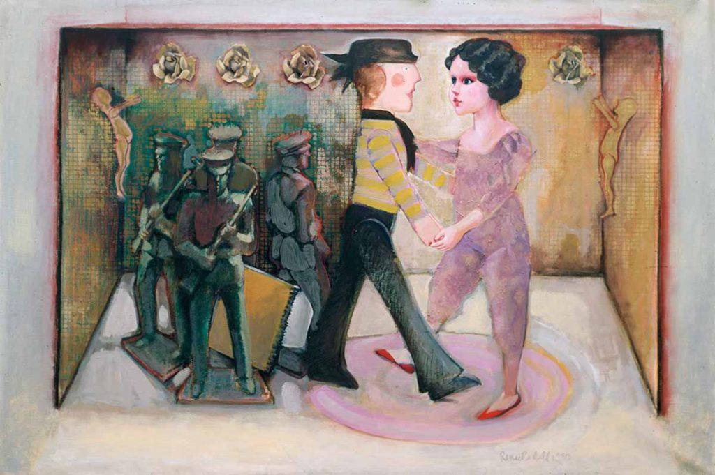 still life surrealism, artist series